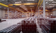 Arsemet - Manufacture of bases for solar panels